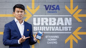Visa explores content series with its own reality show