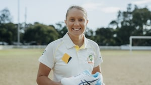 ASICS Australia releases first women's cricket shoe