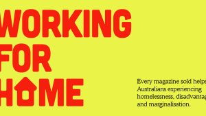 Town Square launches Working For Home campaign for The Big Issue