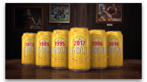 XXXX Gold rebrands to support Queensland in State of Origin