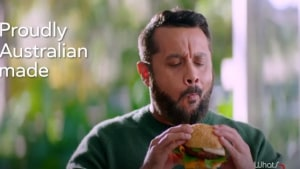 Yumi's introduces new veggie burger range in campaign