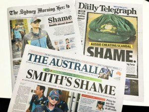 Aussie papers