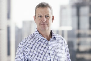 Tony Davis, non-executive chair of Quantium