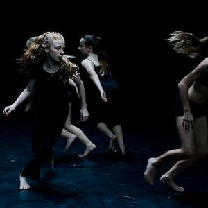 Meagan Boniface, Amelia Burgin and Alisha Subritzky in Trois Generations.  Photo:  Christophe Canato.