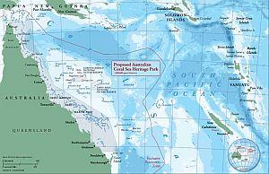 Coral Sea Heritage Park meeting - Fishing World