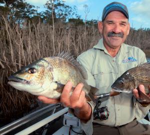 Advanced lure fishing cutting edge bream fishing world for Bream fishing bait
