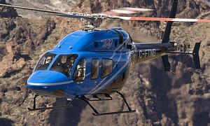 The Bell 429. (Bell Helicopter)
