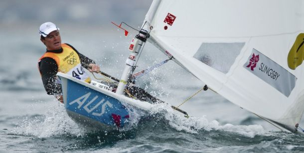 London 2012 and sailors save Australia's Olympic bacon
