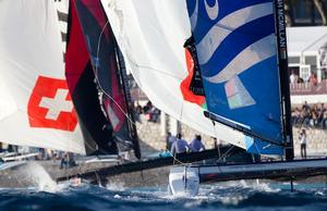 Groupe Edmond de Rothschild takes the lead into final day at