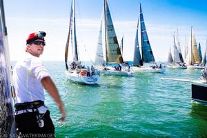 Brisbane to Gladstone start. Photo Saltwater Images.