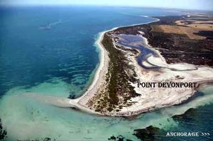 Point Davenport anchorage