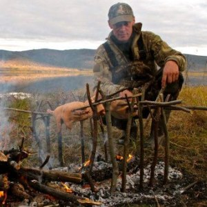Meat Eater: Steven Rinella puts diet, death and ideology into perspective.