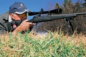 Savage's new model 111 Hunter rifle - Sporting Shooter