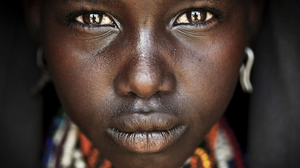 MATJAZ KRIVIC, SLOVENIA - WINNER, TRAVEL PORTFOLIO. Omo Valley,