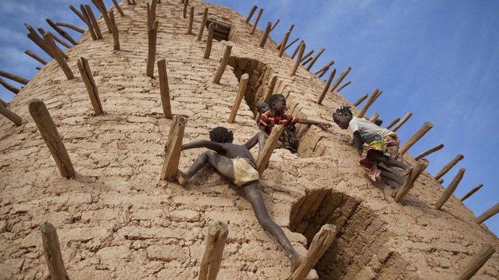 MATJAZ KRIVIC, SLOVENIA - WINNER, TRAVEL PORTFOLIO. Bani, Burkina