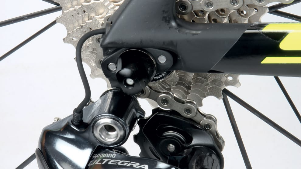 Ultegra parts all round with Di2 actuation should please the vast majority of buyers.