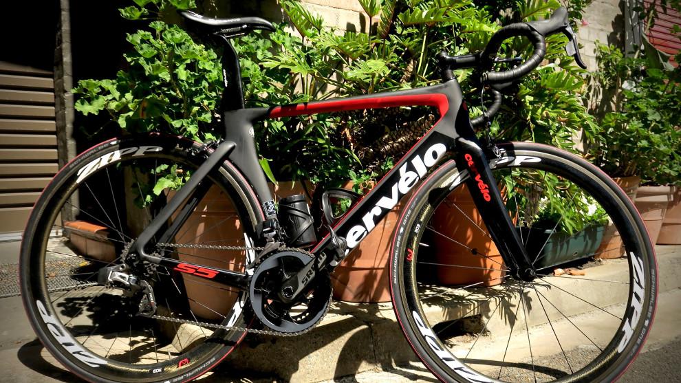 Rider's Review: Cervelo S5 With SRAM Red Etap & Zipp 303's ...