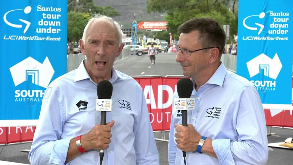 Long-time Tour de France commentary duo Phil Liggett & Paul Sherwen will be replaced by Matt Keenan & Robbie McEwen for the main call of this year's race.