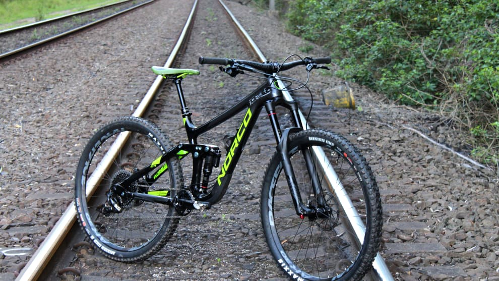 Norco Range 29er First Ride Review Mountain Biking Australia