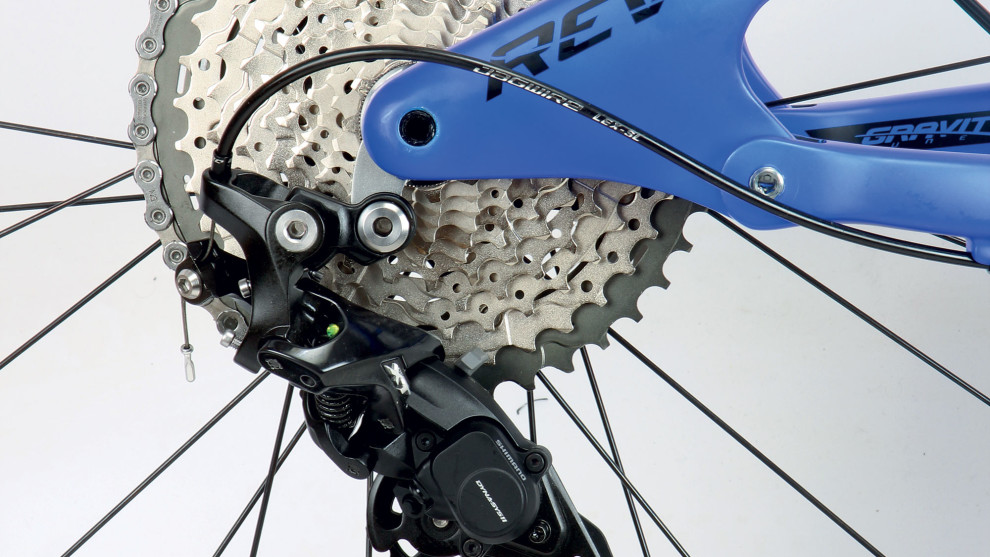 The 11-42 cassette will get most people by, although Shimano has an 11-46 spread in their 2017 product line that will help if you're chasing a wider gear spread.