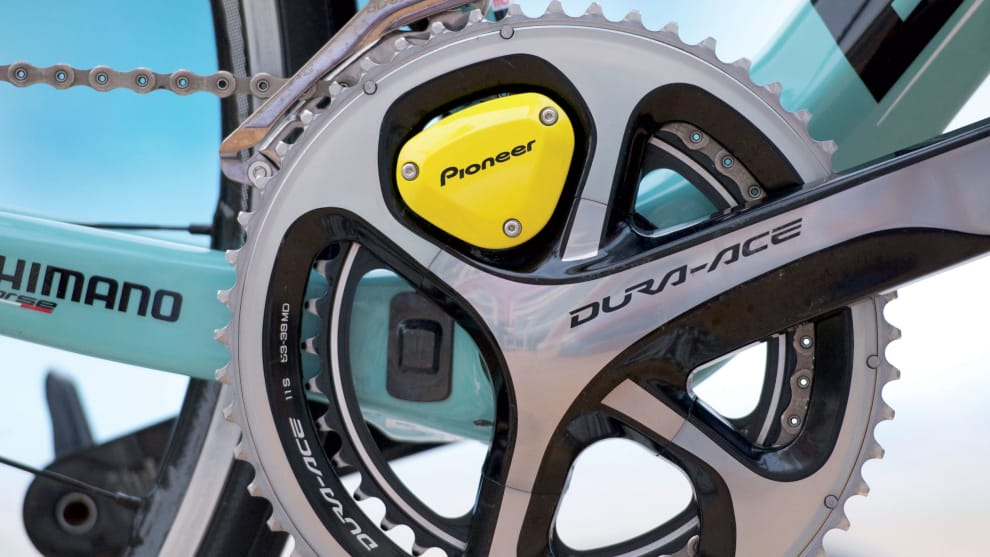 The Pioneer system is available for either Dura-Ace 9000 or Ultegra 6800 cranks in various arm lengths. It can be installed on your own cranks by a certified provider, or you can purchase cranks with the system already installed.