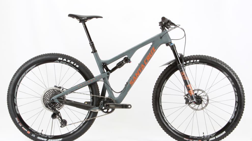 Santa Cruz Tallboy 3 - Mountain Biking Australia magazine