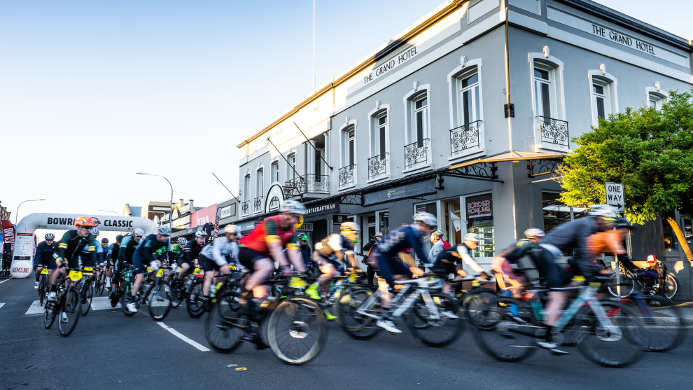 More than 3000 riders were in the Southern Highlands over the weekend for the 4th annual Bowral Classic, Bicycling Australia's signature Gran Fondo cycling event. Images: Beardy McBeard.