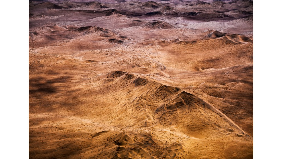 Dennis Rickard, 'Sands of Namibia'. Winner, 2018 Aerial Photographer of the Year.