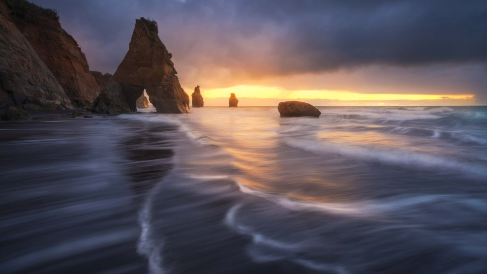 Tim Fan, 2017 Landscape Photographer of the Year: 'The beauty of New Zealand's North Island'