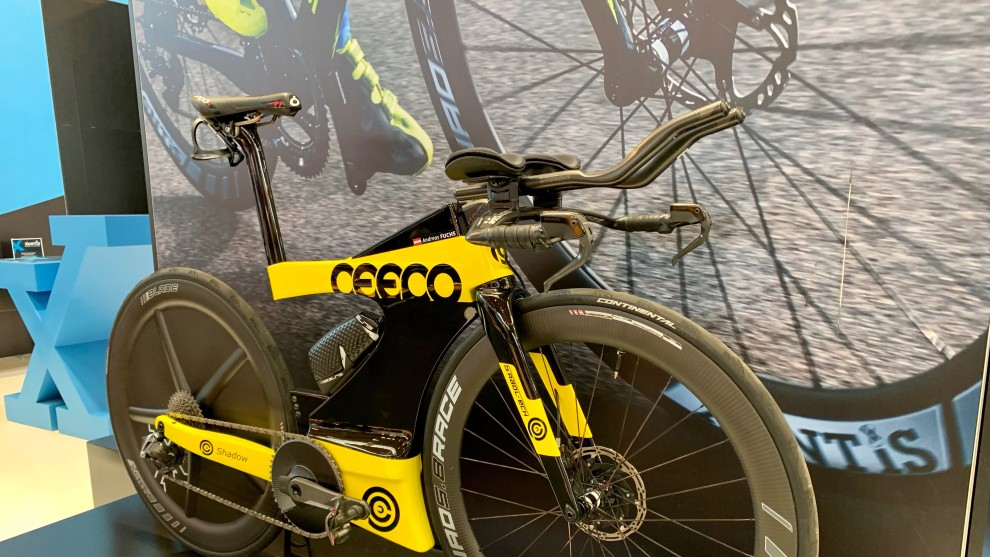 Looks fast standing still - the Ceeco Shadow.
