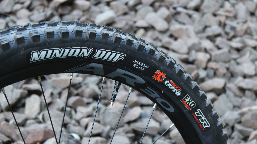 Burly 29er tyres were once hard to come by. Thankfully the options are now opening up.
