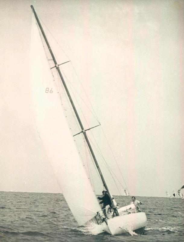 Cinda Lee racing 