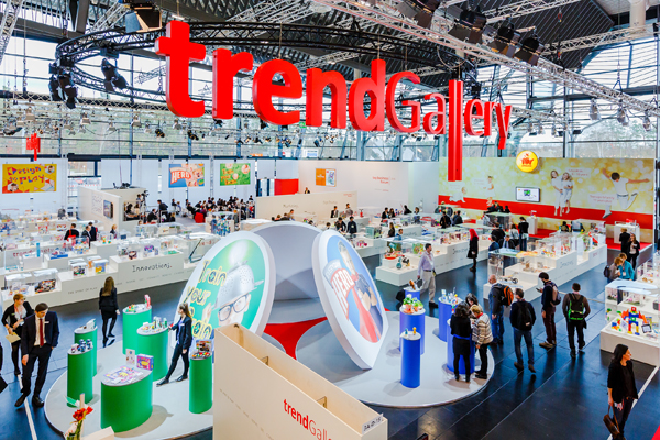 Exhibition Stand Trends 2018 : Spielwarenmesse reduces fair days from onwards toy