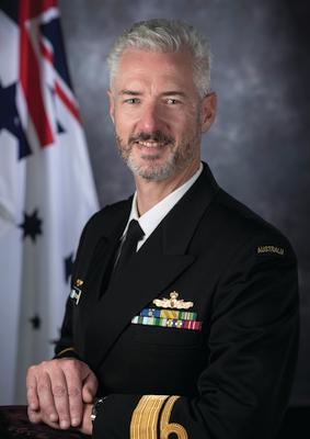From the Source: Rear Admiral Peter Quinn