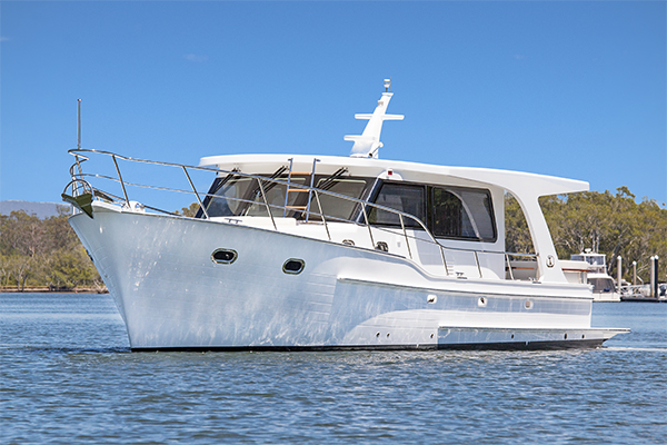 Integrity Motor Yachts 380SX