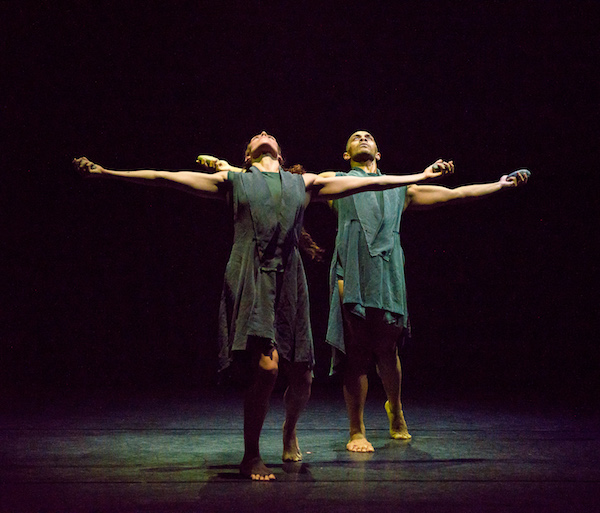 The Beginning of Nature, Zoë Dunwoodie, Thomas Fonua (c) Photo by Oliver Toth at Accent Photography.