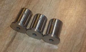 .303 British headspace gauges measure rim thickness.