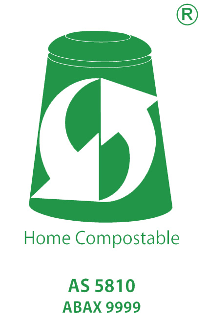 Australasian Bioplastics Association Home Compostable Logo