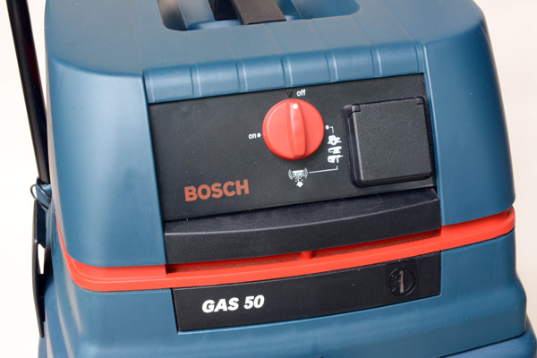 Bosch GAS 50 Professional Workshop Vac 2