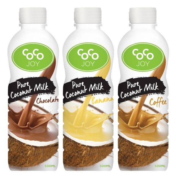 Cocojoy coconut milk.