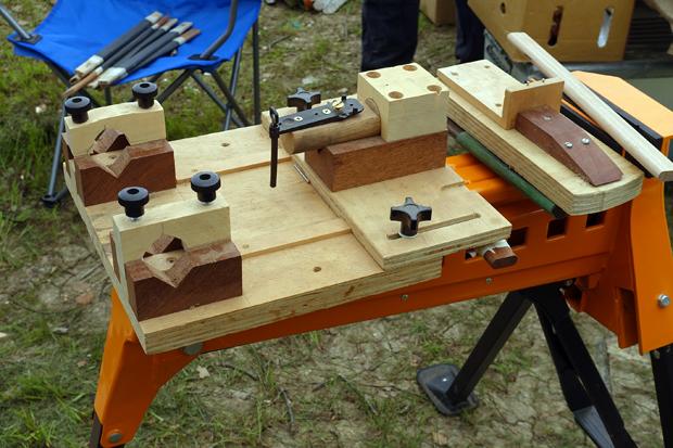 Weekend at spoonies australian wood review