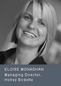 ELOISE MONAGHAN Managing Director, Honey Birdette