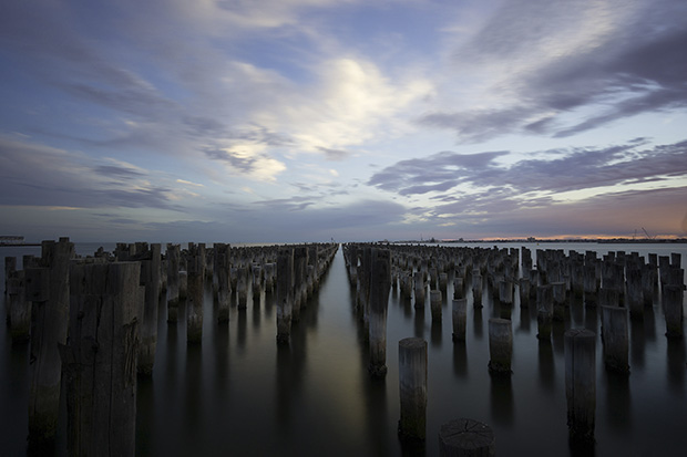 How To Make Your Landscapes Pop Princes Pier Before