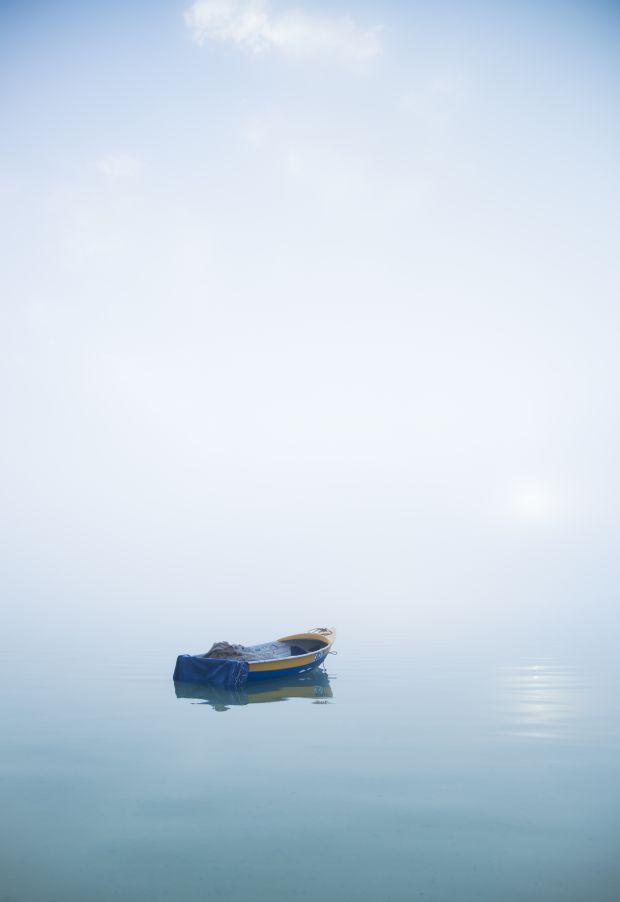 'Mysterious Morning,' by Matt Fieldes