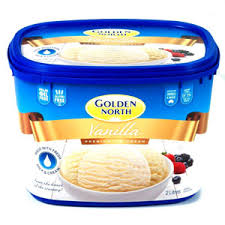 Golden North ice-cream recalled due to metal fragments complaint