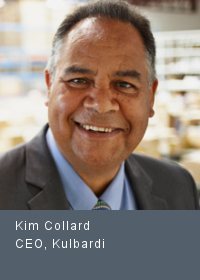 Kim Collard CEO, Kulbardi