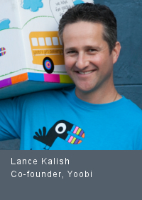 Lance Kalish Co-founder, Yoobi