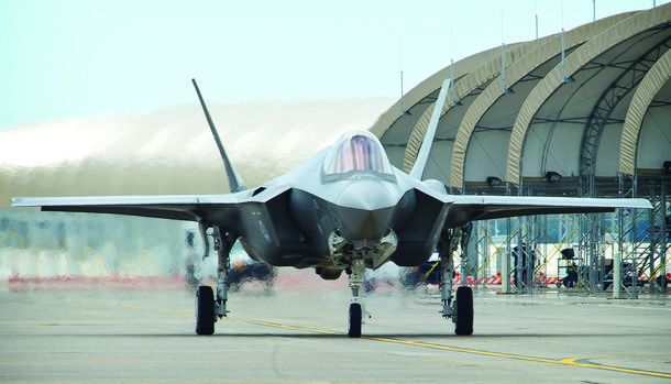 Marand manufactures vertical tails for the F-35 program. Defence