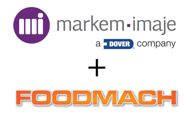 Markem-Imaje's partnership with Foodmach is effective 1 December 2017.