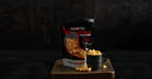 Oporto adds popcorn and hot sauce to range